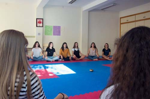 Mindfulness como asignatura