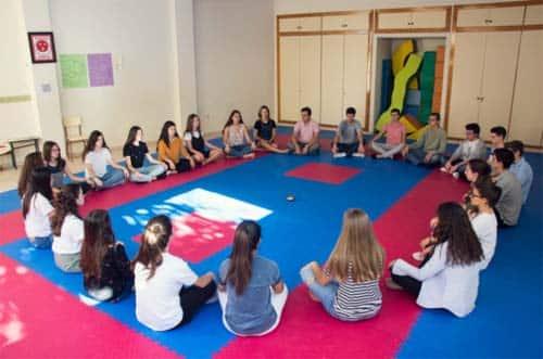 Mindfulness como asignatura obligatoria en Bachillerato