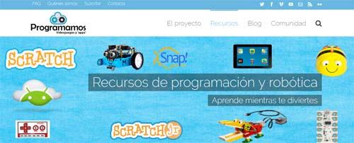 Programamos, Proyecto Scratcheando