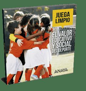 Juega Limpio, libro sobe Educación Física