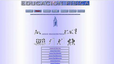 Juegos de Educación Física - Ayto. de la Coruña