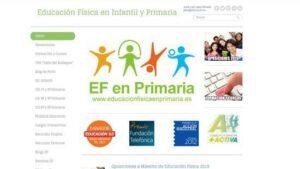recursos de educación física primaria