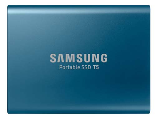 Samsung Portable SSD T5, disco duro