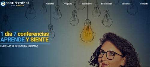 II Jornada de Innovación educativa: eventos educativos del mes de junio