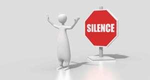 silencio en clase