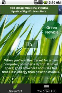Apps para promover la educación ambiental 9