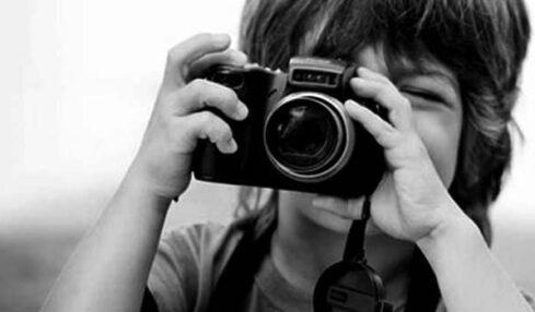 fotografía en el aula