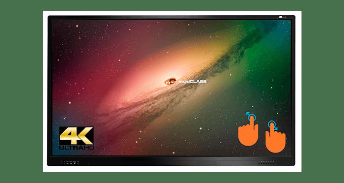 Los mejores monitores interactivos para el próximo curso 16