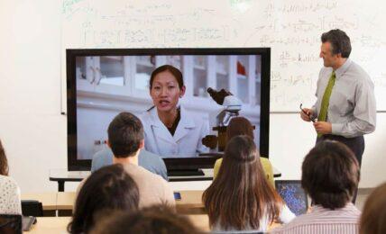 Aprender a través de videoconferencias