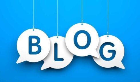 usar blogs en clase