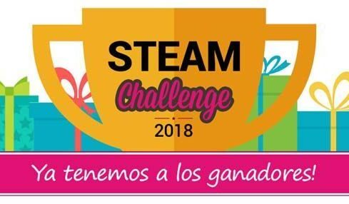 Centros ganadores del Campeonato Escolar de Robótica Educativa 2018 STEAM Challenge