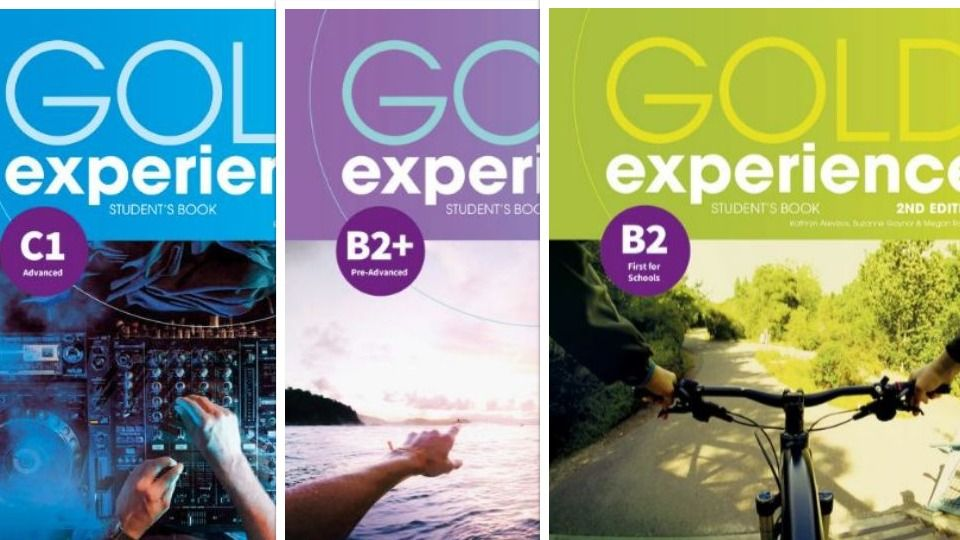 curso Gold Experience