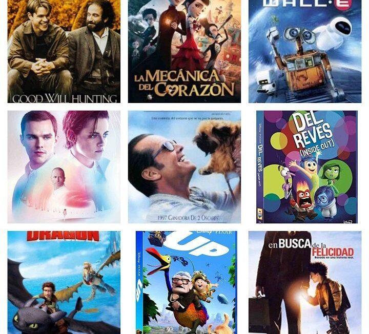 30 Películas Para Trabajar La Inteligencia Emocional