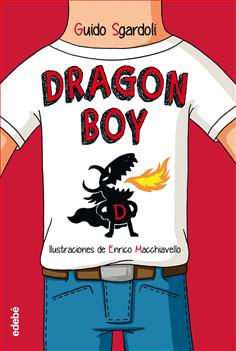 Dragon Boy libros para adolescentes