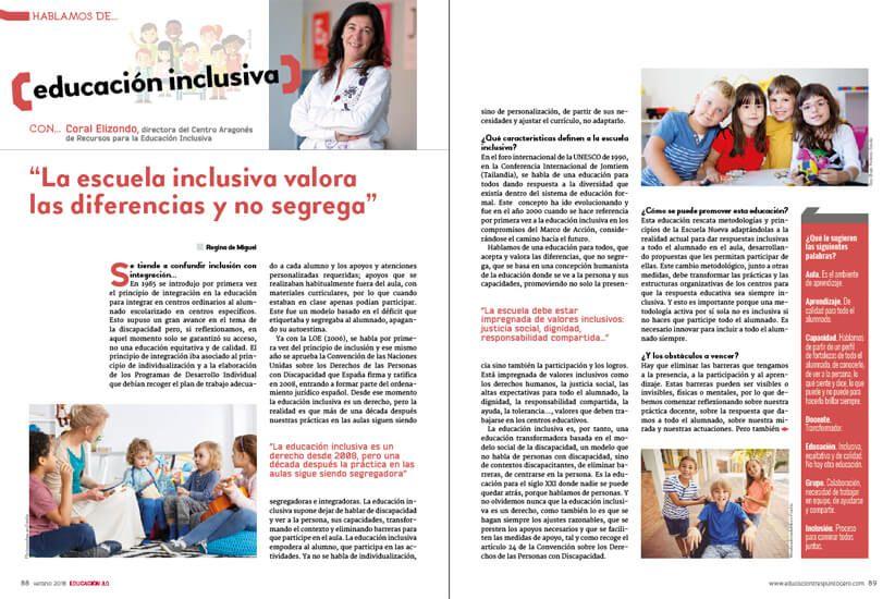 31 de la revista educación 3.0