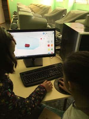 Una experiencia educativa en '3D'