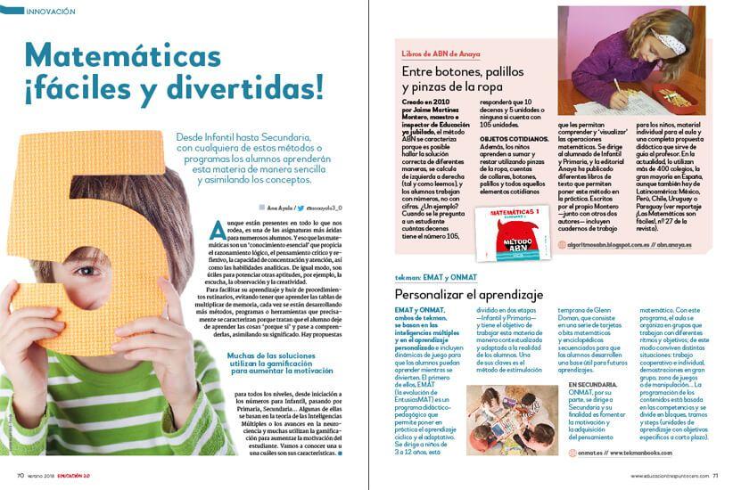 innovación revista educación 3.0