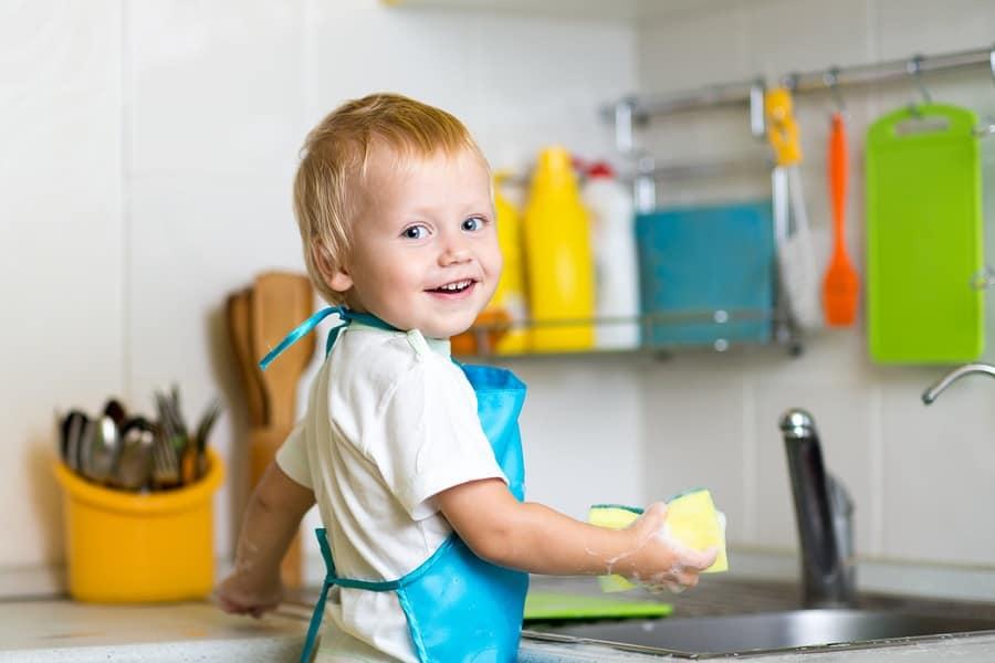 Sentimiento de realización en las tareas del hogar