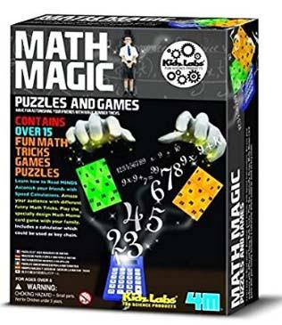 Math Magic juego de mesa de matemáticas