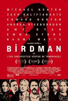 birdman: película inteligencia emocional