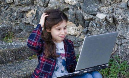 acoso online a menores