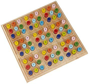 Sudoku multicolor juegos de mesa de lógica