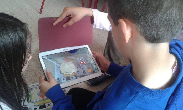 Inteligencias múltiples con tabletas