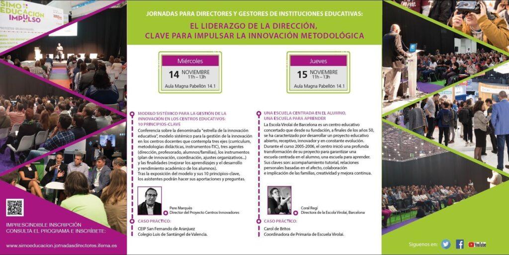 SIMO EDUCACIÓN directores