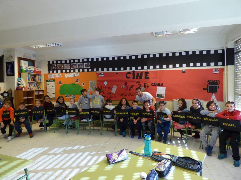 séptimo arte en primaria