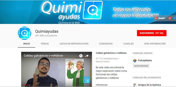 Quimiayudas