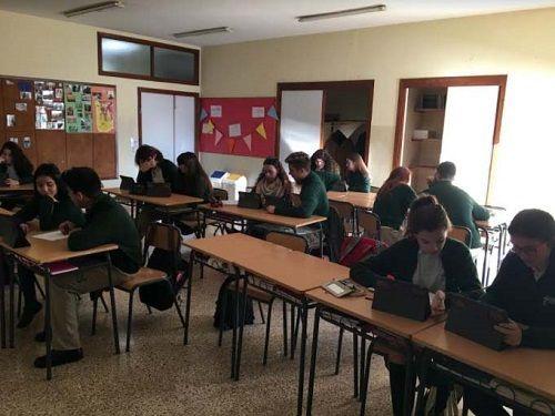 Gamificar el aula: experiencia save the world