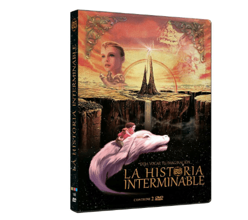 La historia interminable: películas para transmitir el amor por los libros