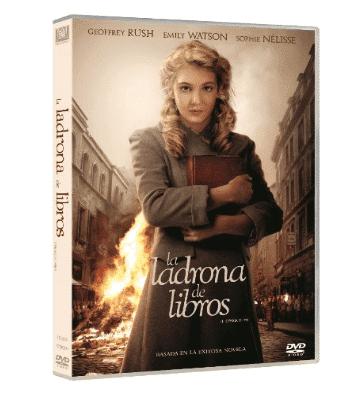La ladrona de libros: películas para transmitir el amor por los libros