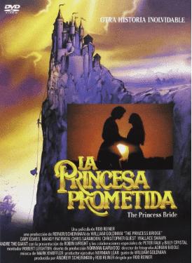 La princesa prometida: películas para transmitir el amor por los libros