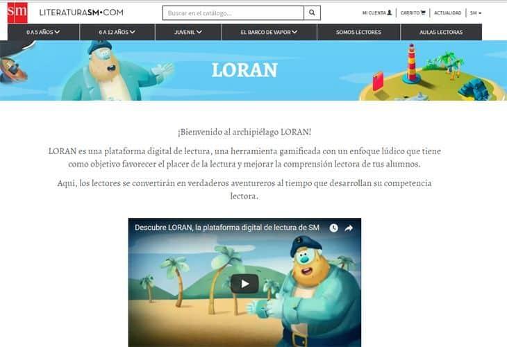 Loran, de SM