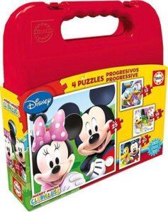 Puzles Disney