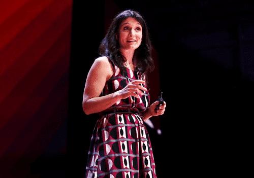 Melina Furman asiste a SIMO EDUCACIÓN 318