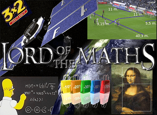 Lord of Maths ludificar las Matemáticas