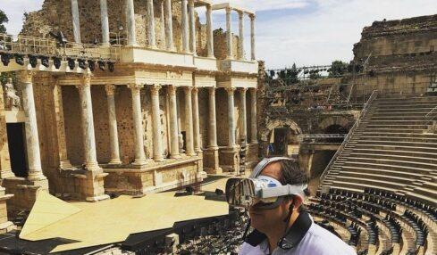 visitas en realidad virtual