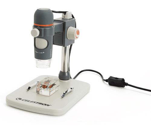 microscopio Celestron Digital Pro