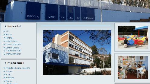 Escuela Mare de Deu de Montserrat: escuelas más innovadoras