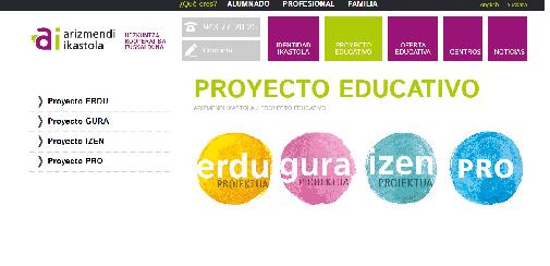 Ikastola Arizmendi : colegios más innovadores