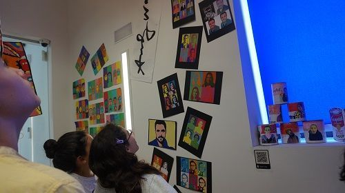 Exposición arte cubismo, expresionismo
