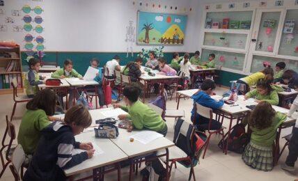 Alumnos del CEIP Antonio Mingote (Alcalá de Hernares): trabajo por proyectos en Infantil y Primaria