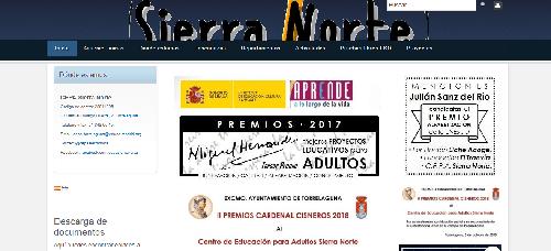 centros más innovadoras- CEPA Sierra Norte