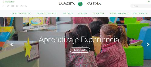 colegio lauaxteta_ colegios más innovadores
