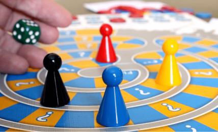 juegos de mesa y tablas de multiplicar