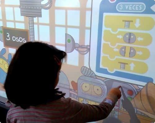 El lobo matías en el espacio: programación en Infantil
