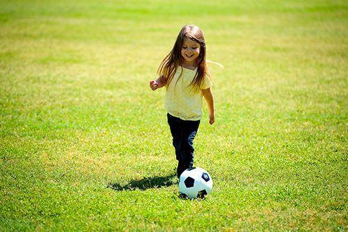 futbol niña