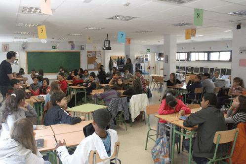 escuelas más innovadoras: Centro de Formación Padre Piquer